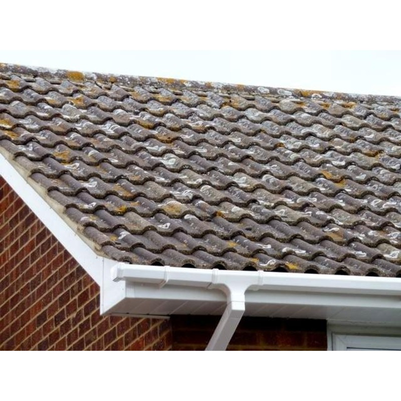 Roof Cleaner To Quickly Clean Off Dirt And Algae From