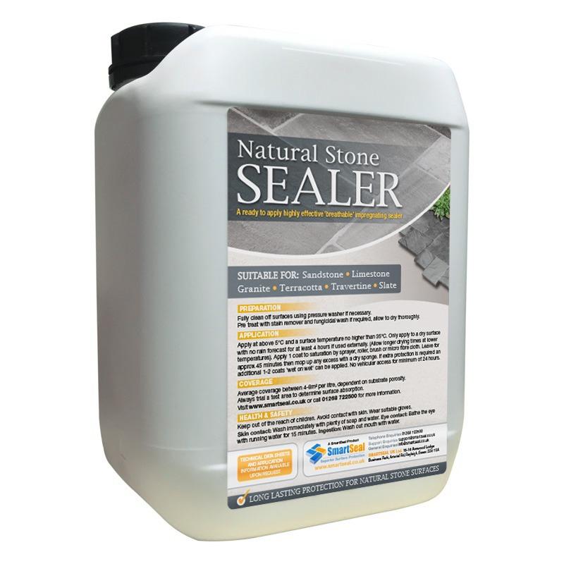 Best Natural Stone Sealer And Enhancer