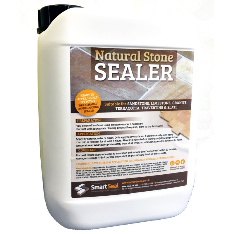 Natural Stone Sealer Reviews