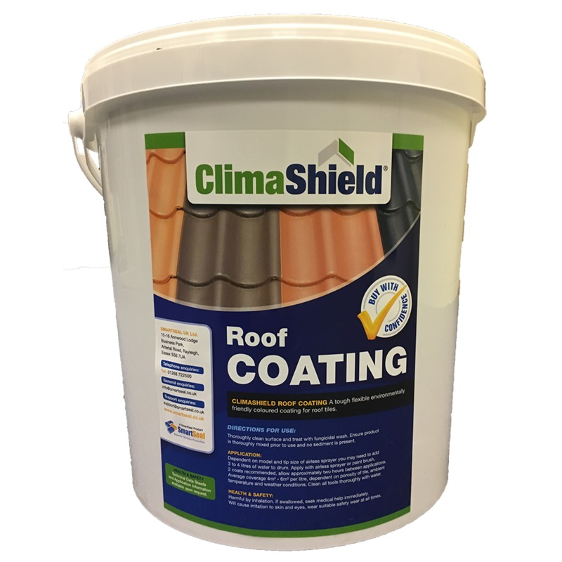 Sample Available Roof Coating   20 Litres (Climashield™)
