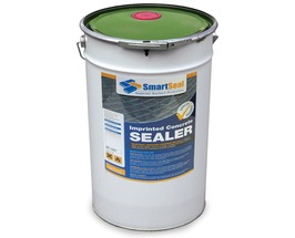 Imprinted Concrete Sealer - Matt (Available in 5 & 25 litre)