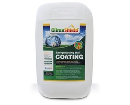 Climashield™ Energy Saving Wall Coating (Available in 5 & 25 litre)